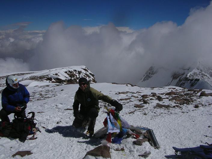 Aconcagua Summit Mendoza Argentina