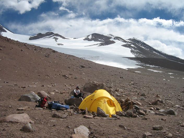 Pissis Camp 1 Atacama