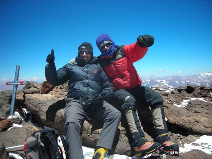Pissis Summit Atacama
