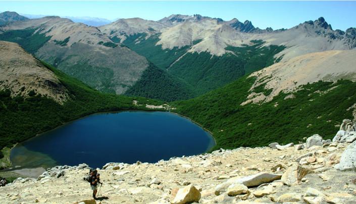 Laguna CAB Bariloche Patagonia
