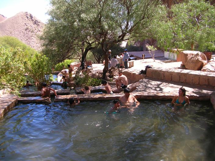 Hot Springs Fimabala Atacama