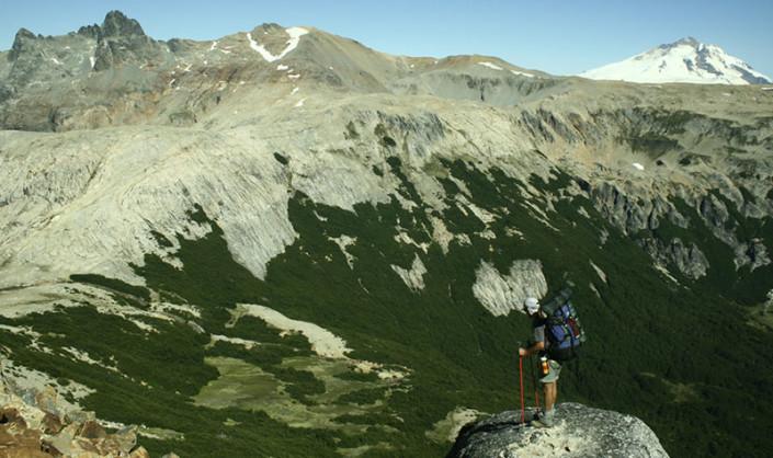Cerro Cristal Bariloche Patagonia