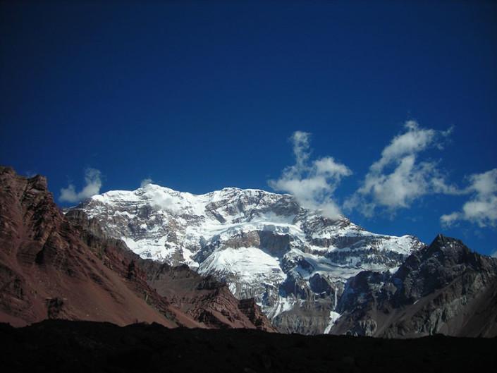 Cara Sur Aconcagua Mendoza Argenitna