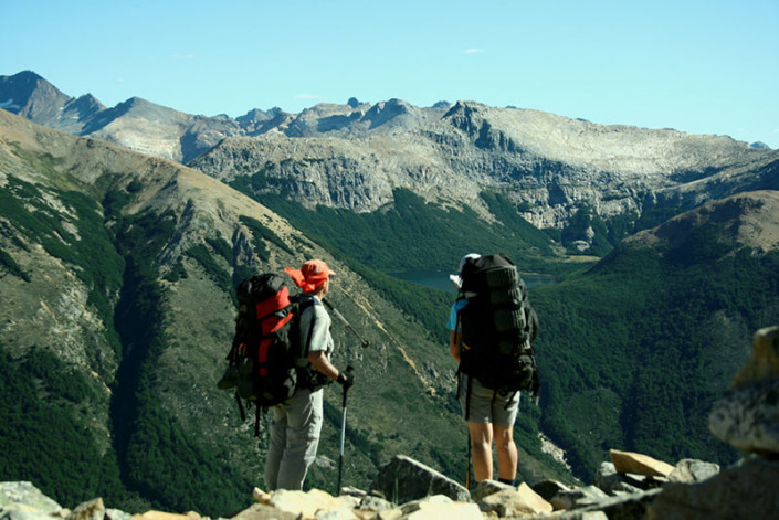 Pampa Linda Bariloche Patagonia