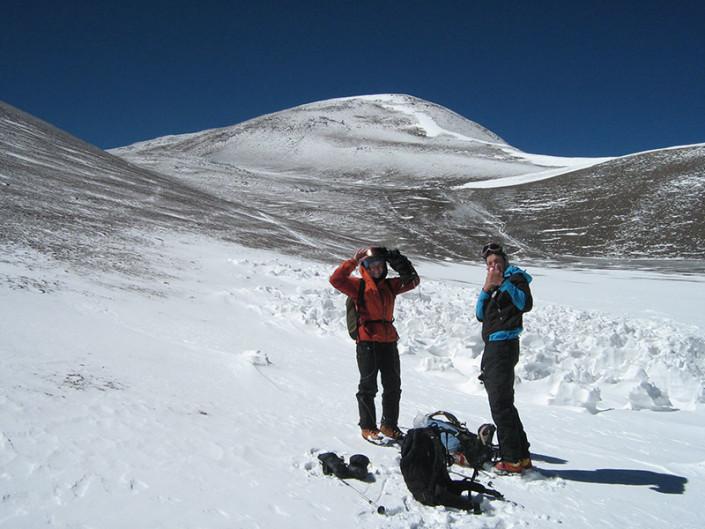 San Francisco Volcano Atacama