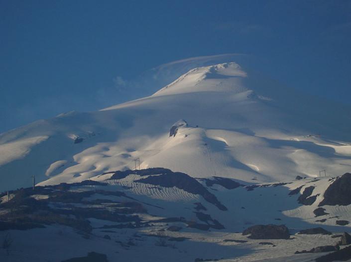 Ski Touring Patagonia Villarica Volcano