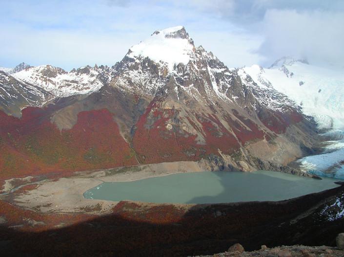Vuelta al Hielo Continental Chalten Patagonia
