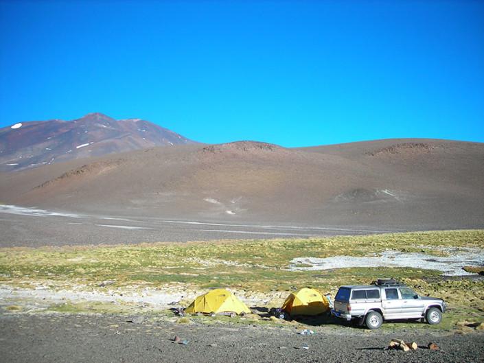 Real del Rasguido Ojos Del Salado Atacama