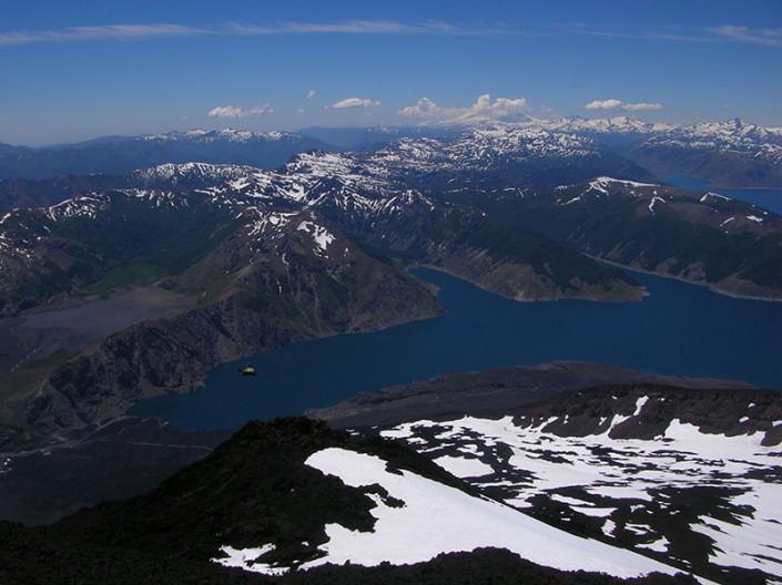 Trekking Villarrica Patagonia Chile
