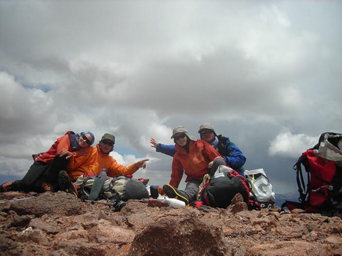 Atacama Volcanoes
