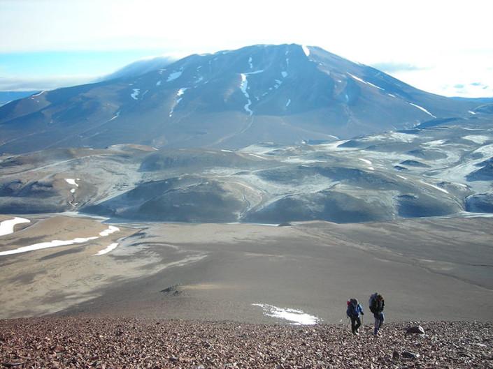 Volcanoes Atacama