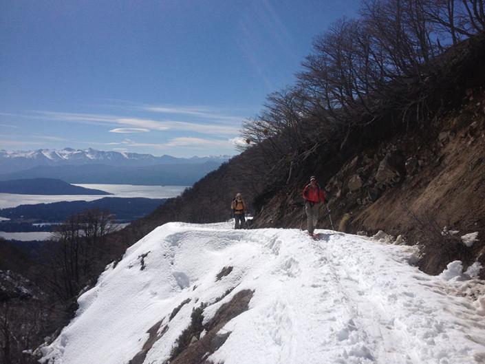 Ski Touring Patagonia Lopez