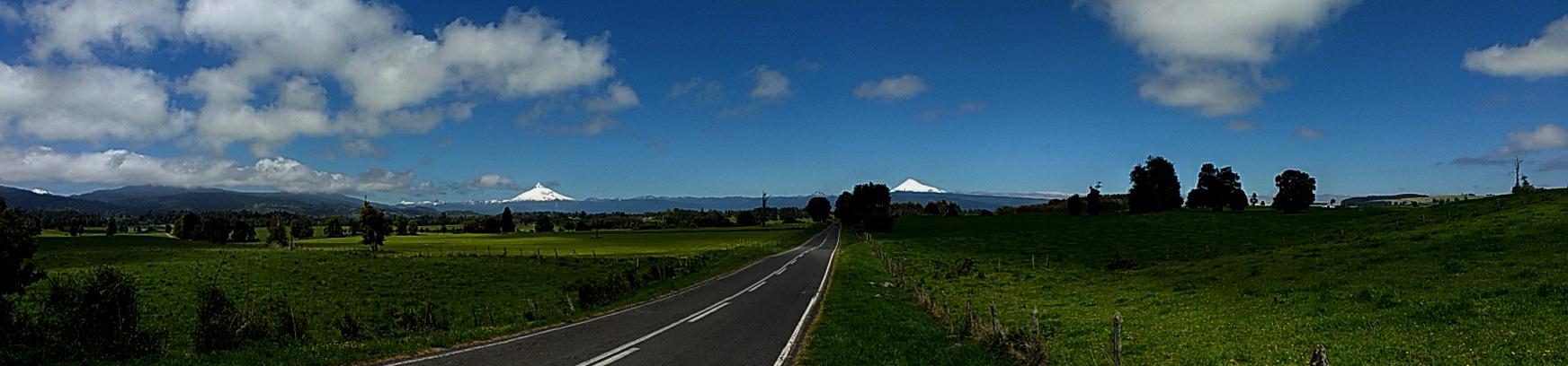 Volcan Osorno Chile Patagonia