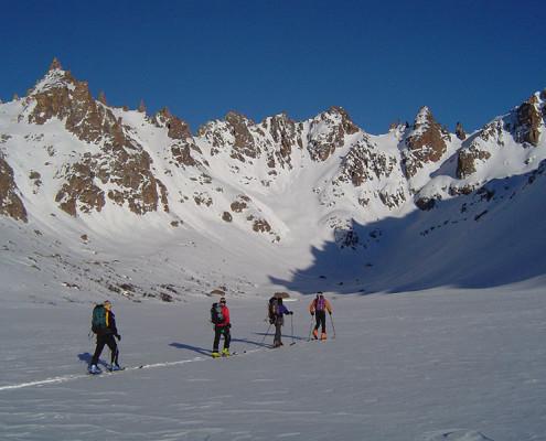 Ski Touring Bariloche Patagonia