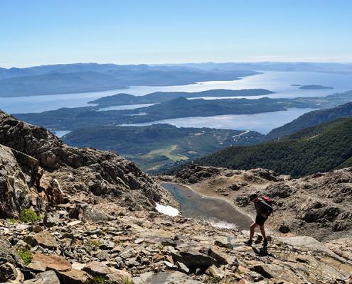 Cerro Lopez Bariloche Patagonia