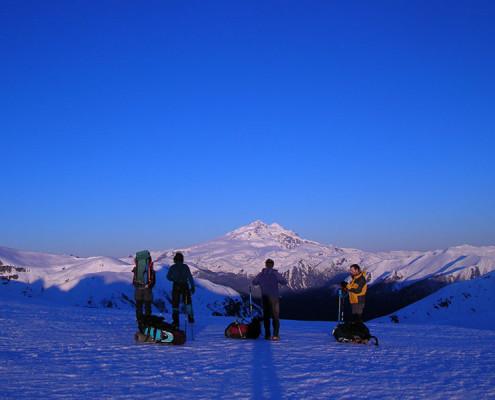 Tronador Bariloche Patagonia