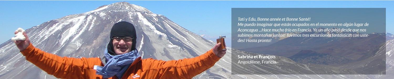 Atacama Testimonial